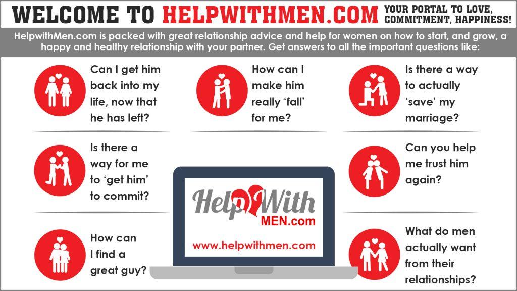 relationship advice for women - understanding men