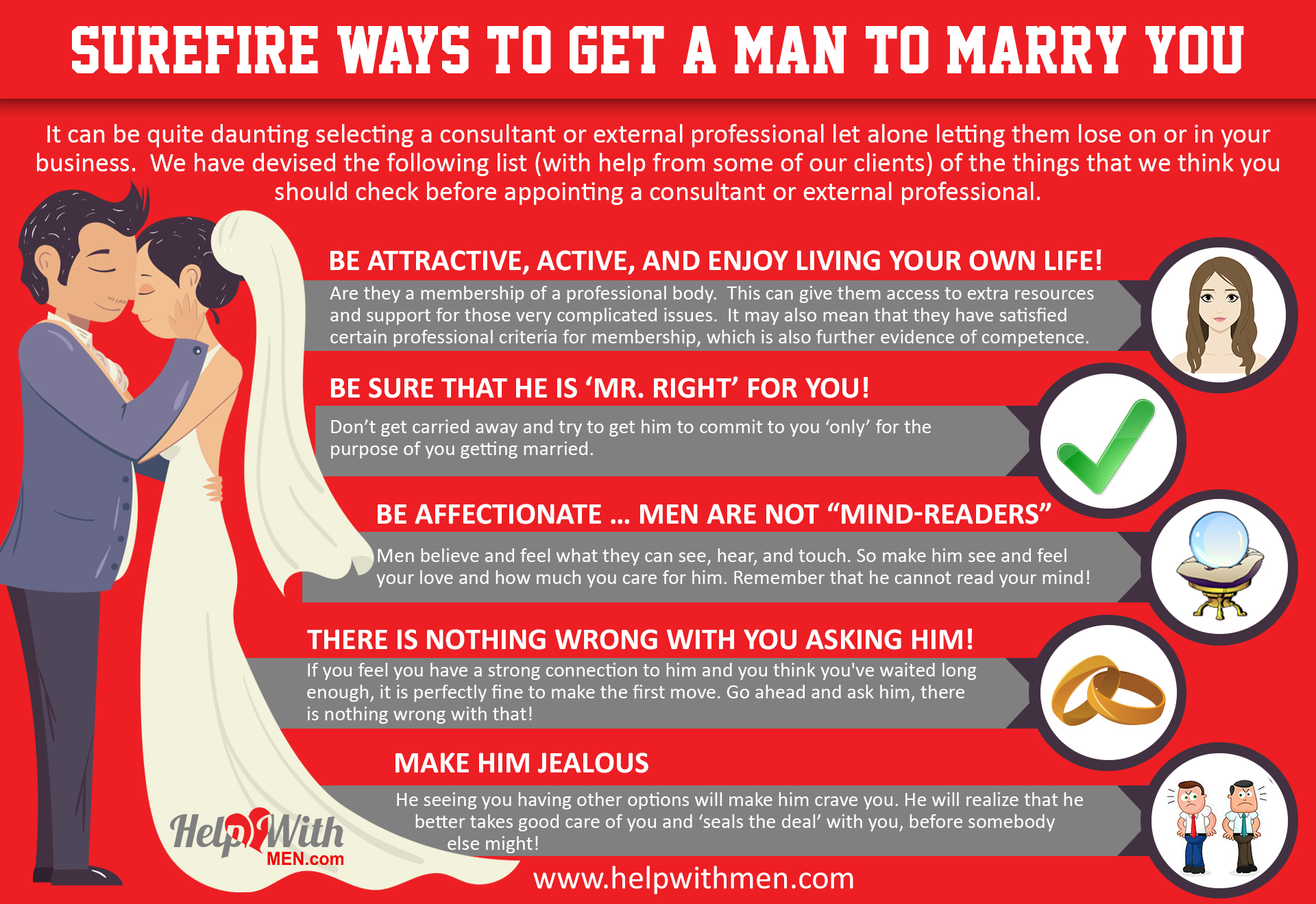 how to get a married man