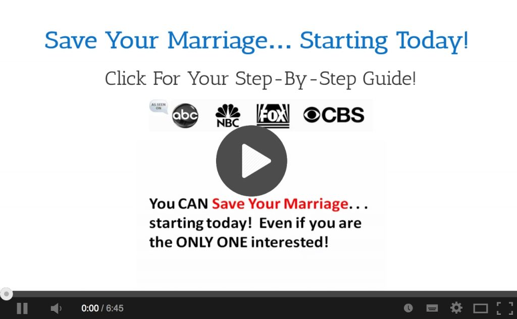 save your marriage free info presentation