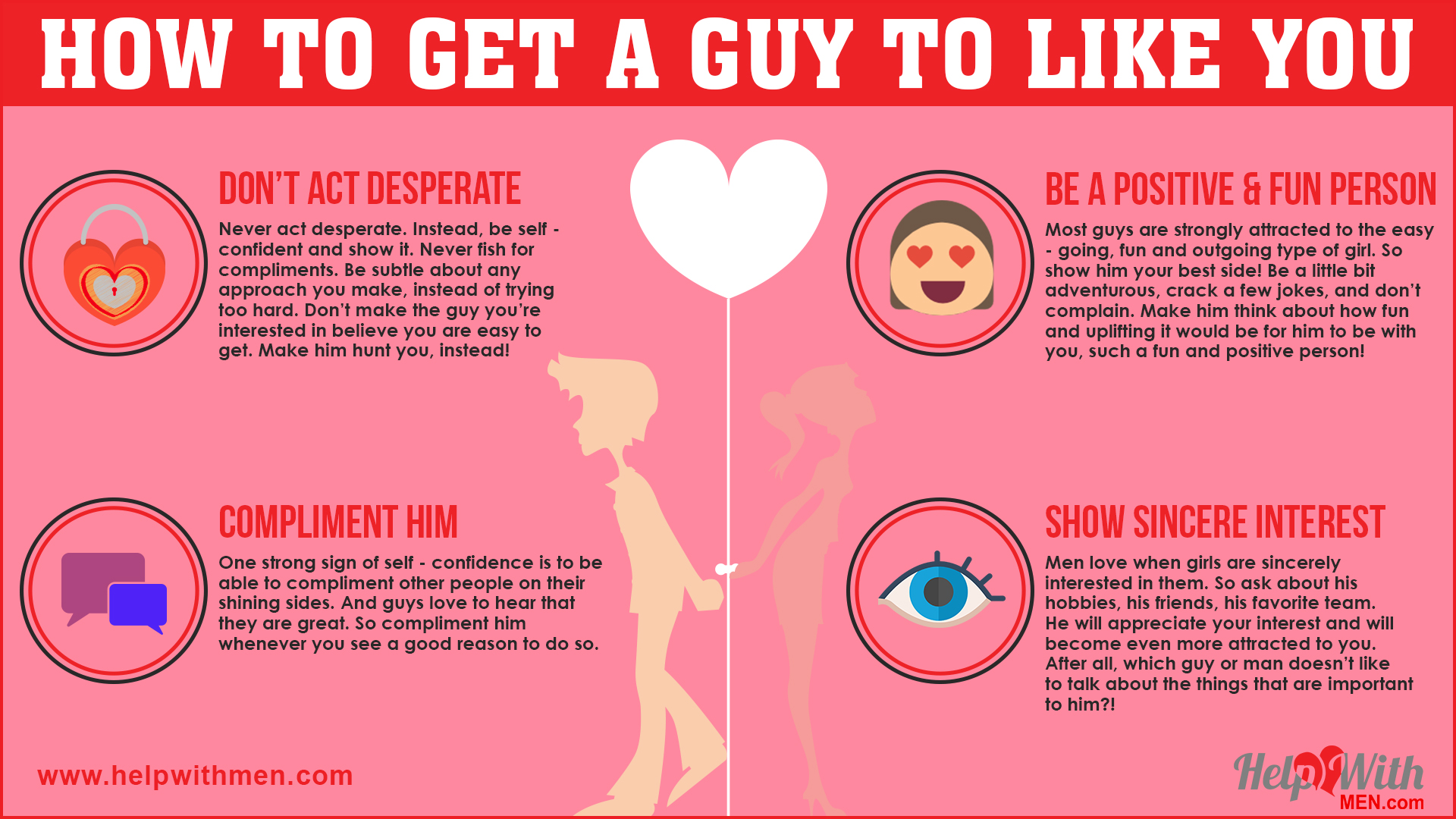 Get a girl attracted to you