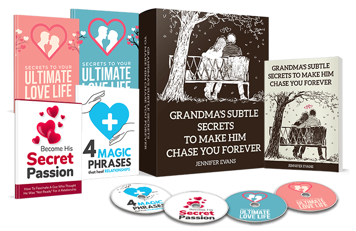 Grandma's Subtle Secrets to Make Him Chase You Forever Reviews
