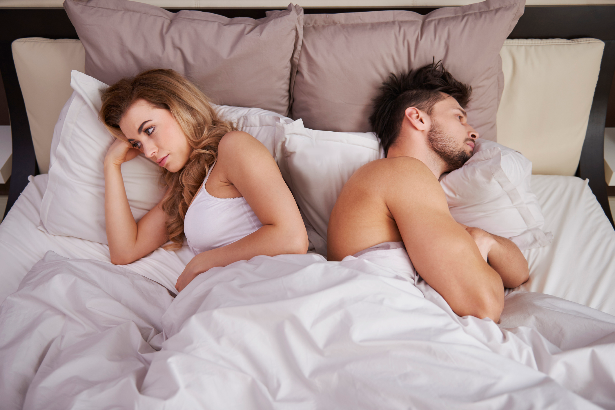 What To Do When Your Husband Doesn't Want You Sexually